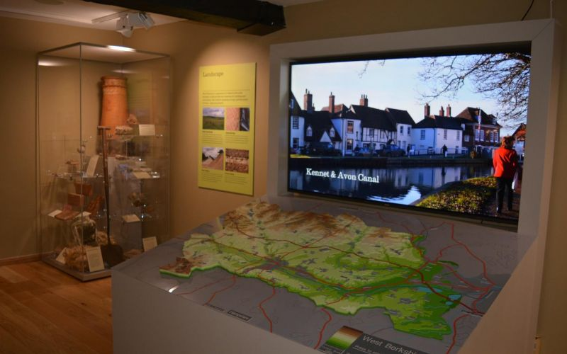 West Berkshire Museum Interactives